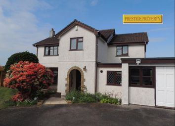 Thumbnail 4 bed detached house for sale in Edgcumbe Green, Trewoon, St. Austell