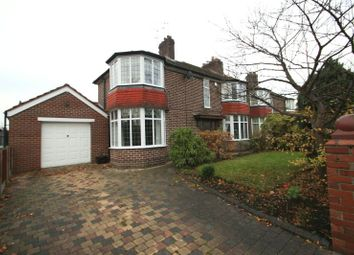 Thumbnail 3 bed semi-detached house for sale in Homelands Road, Sale