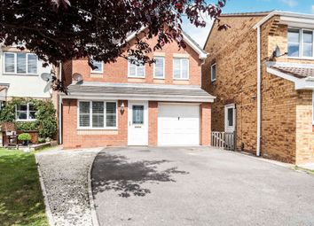 Thumbnail 3 bedroom detached house for sale in Onyx Close, Hartlepool
