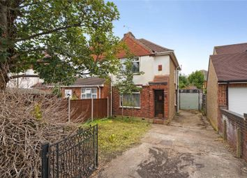 Thumbnail 2 bed semi-detached house for sale in Stanwell Road, Ashford, Surrey