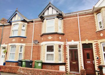 Thumbnail 4 bed terraced house to rent in Powderham Road, Exeter
