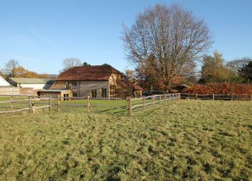 Thumbnail 3 bed barn conversion for sale in Burrows Lane, Gomshall, Guildford