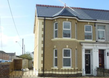 Thumbnail 4 bed semi-detached house for sale in College Street, Ammanford, Carmarthenshire.