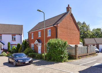 Thumbnail 4 bed detached house for sale in Barentin Way, Petersfield, Hampshire