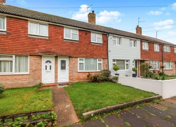 Thumbnail 2 bed terraced house for sale in Fletching Road, Eastbourne