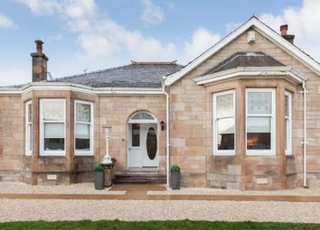 Thumbnail 4 bed bungalow for sale in Gartmore Road, Ralston, Paisley, Renfrewshire