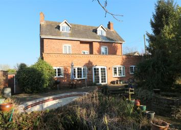 Thumbnail 4 bed detached house for sale in Tibberton Lane, Huntley, Gloucester