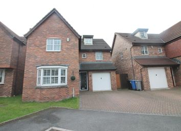 Thumbnail 5 bed detached house for sale in Minster Drive, Urmston, Manchester