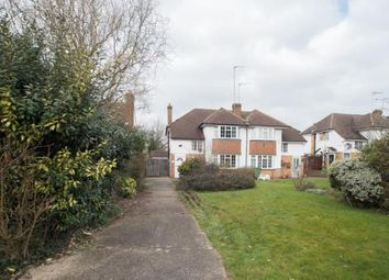 Thumbnail 3 bed semi-detached house for sale in Esher, Surrey