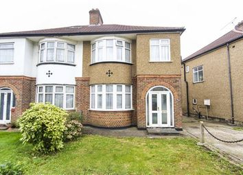 Thumbnail 3 bedroom semi-detached house for sale in Silkfield Road, Colindale