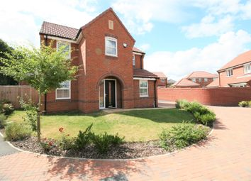 4 bed detached house for sale in Periwinkle Road, Wingerworth, Chesterfield S42