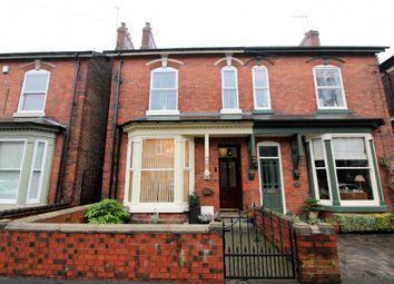 Thumbnail 4 bed semi-detached house for sale in Banks Street, Willenhall