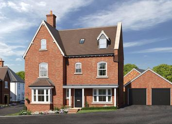 """5 bed detached house for sale in """"The Ingleton"""" at Cypress Road, Rugby CV21"""