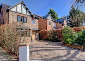 Thumbnail 6 bed detached house for sale in Gravel Lane, Wilmslow