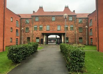 Thumbnail 1 bed flat to rent in Hartley Court, Cliffe Vale, Stoke-On-Trent, Staffordshire