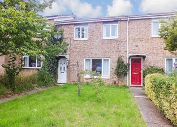 Thumbnail 3 bedroom terraced house for sale in Knights Close, Eaton Socon, St.Neots, Cambridgeshire
