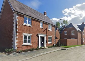 Thumbnail 4 bed detached house for sale in Tuffley Crescent, Linden, Gloucester