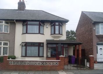 Thumbnail 3 bed semi-detached house for sale in Fazakerley Road, Walton, Liverpool, Merseyside