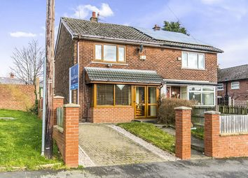 Thumbnail 2 bed semi-detached house for sale in Church Road, Hollingworth, Hyde