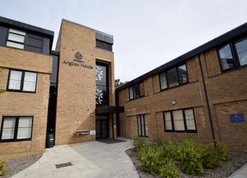 Thumbnail 2 bed flat for sale in South Side, St. Peters Road, Huntingdon