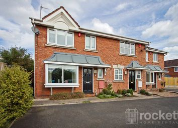 Thumbnail 3 bed town house to rent in Ironbridge Drive, Newcastle-Under-Lyme