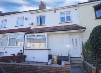 3 bed terraced house for sale in Horsted Avenue, Chatham ME4