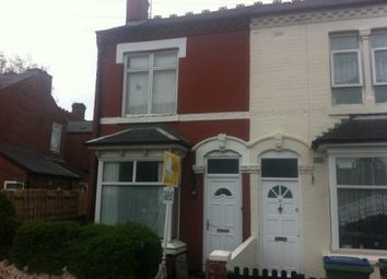 Thumbnail 2 bed property to rent in The Uplands, Smethwick, Birmingham