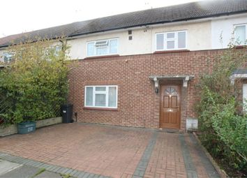Thumbnail 3 bed terraced house for sale in Dudley Road, Feltham