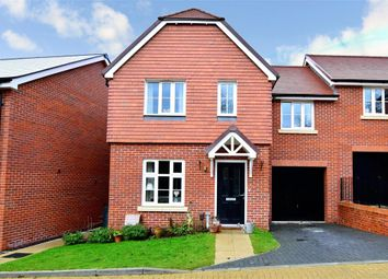 Thumbnail 4 bed semi-detached house for sale in Bermelie Fields, Barming, Maidstone, Kent