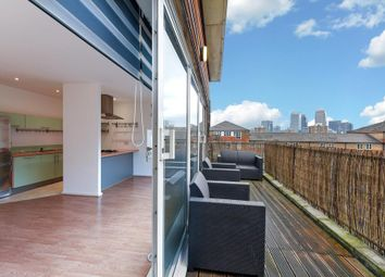 Thumbnail 2 bed flat for sale in Ladyfern House, Gale Street, London