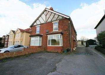Thumbnail 4 bed semi-detached house for sale in Hamble Lane, Hamble, Southampton