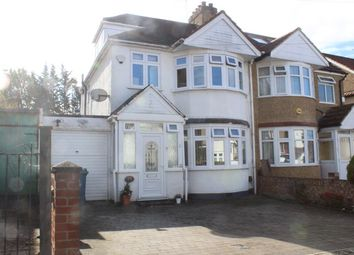 Weald Lane, Harrow Weald, Harrow HA3. 4 bed semi-detached house