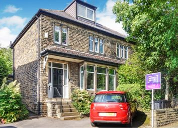 Thumbnail 5 bed semi-detached house for sale in Queens Road, Bradford