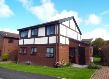 Thumbnail 2 bed flat for sale in Cleves Court, Dalkeith Avenue, Blackpool, Lancashire