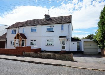Thumbnail 2 bed semi-detached house for sale in New House Close, Canterbury