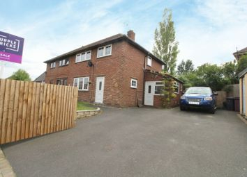3 bed semi-detached house for sale in North Street, Clay Cross, Chesterfield S45