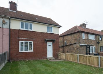 Thumbnail 3 bed semi-detached house to rent in 14 Davis Avenue, Deal
