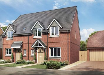 Thumbnail 3 bed terraced house for sale in The Lily, Owsla Park, Bloswood Lane, Whitchurch, Hampshire