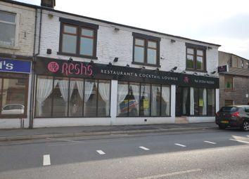Thumbnail Commercial property for sale in Blackburn Road, Darwen