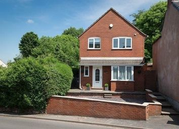 Thumbnail 4 bed detached house for sale in High Street, Alsagers Bank, Stoke-On-Trent