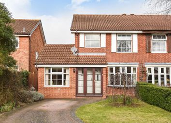 Thumbnail 4 bedroom semi-detached house for sale in Rivy Close, Abingdon