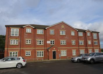 Thumbnail 2 bed flat for sale in Braunston Close, Tunnel Hill, Northampton
