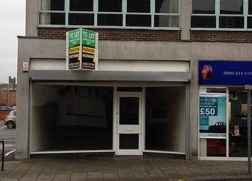 Thumbnail Retail premises to let in Britannia House, Station Street, Burton Upon Trent, Staffordshire
