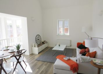 Thumbnail 2 bed flat for sale in Lundy Walk, Newton Leys, Milton Keynes