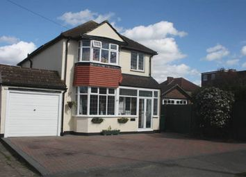Thumbnail 5 bed detached house for sale in Sparrow Farm Road, North Cheam, Sutton