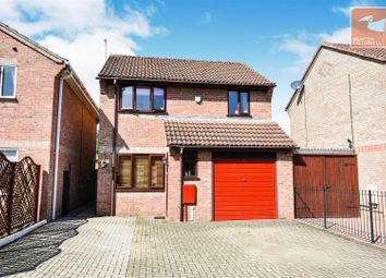 Thumbnail 3 bedroom detached house to rent in Wycliffe Grove, Werrington, Peterborough