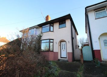 Thumbnail 3 bed semi-detached house to rent in Winchester Road, Basingstoke