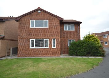 Thumbnail 4 bed detached house for sale in Maes Seiriol, Abergele