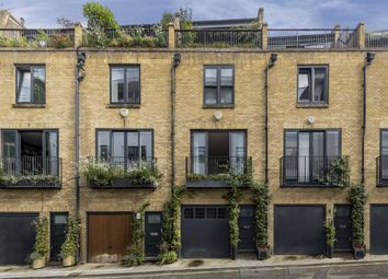 3 bed terraced house for sale in North Mews, London WC1N