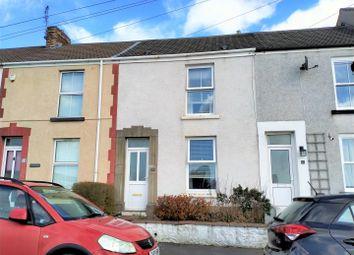 Thumbnail Terraced house for sale in Windmill Terrace, St. Thomas, Swansea